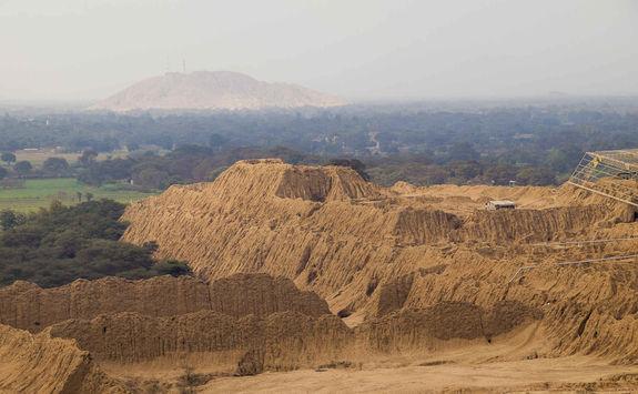 Tucumbe Pyramids