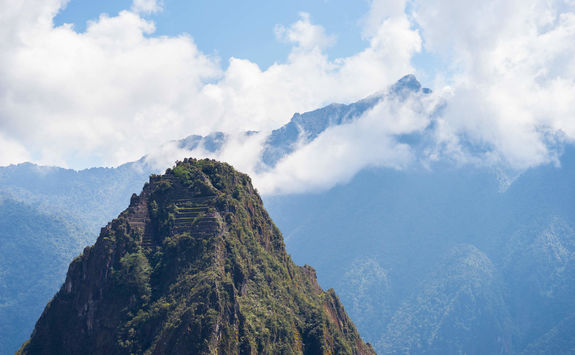 Peak of Huayna Picchu