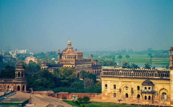 Landscape view of Lucknow