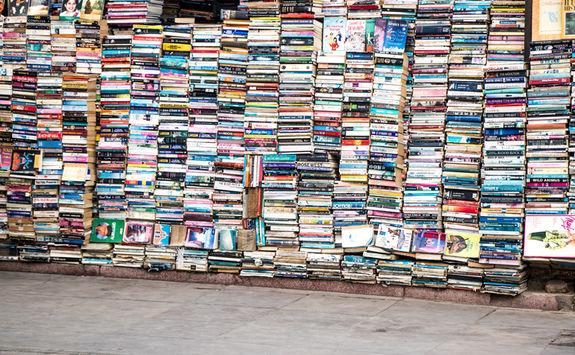 Books in college street Kolkata