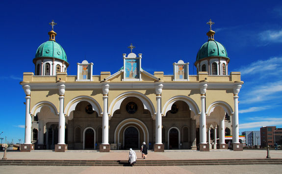 addis ababa cathedral