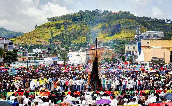 gondar festival