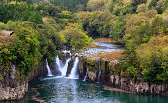 Kirishima Waterfal