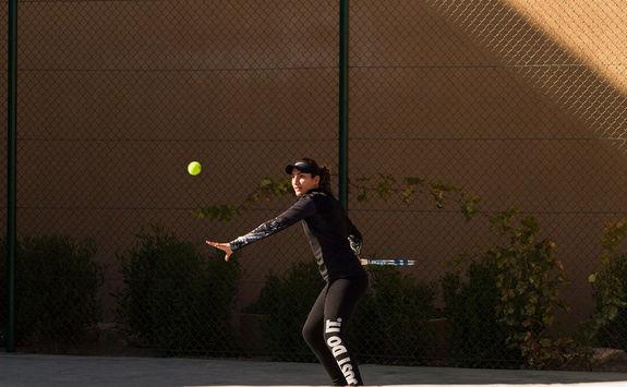 Tennis at Anantara Al Jabal Akhdar