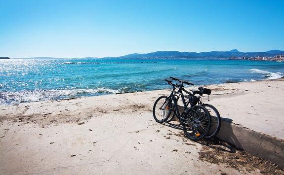 bikes beach