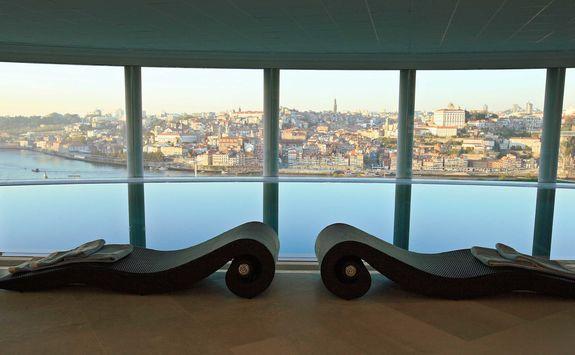 Yeatman indoor pool