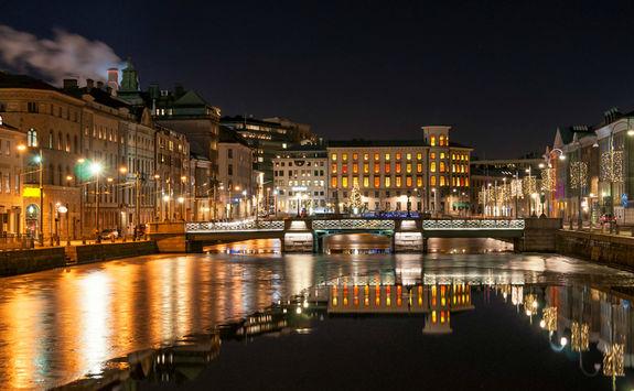 Big Canal, Gothenburg