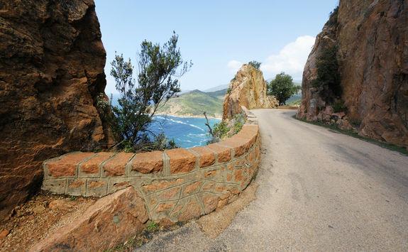 Corsica Road