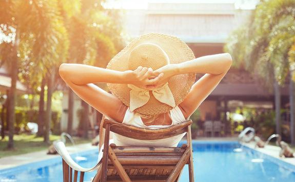 Sunbath Pool