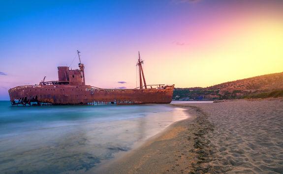 Dimitros Glyfada Beach