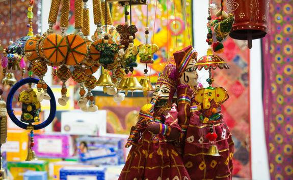 Bazaars Markets