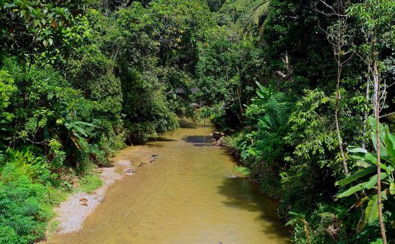 River Annah Rais