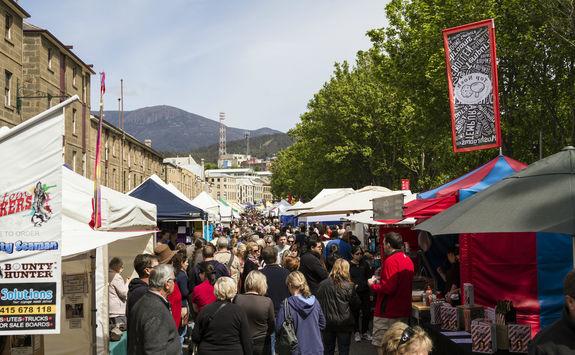 Hobart Market