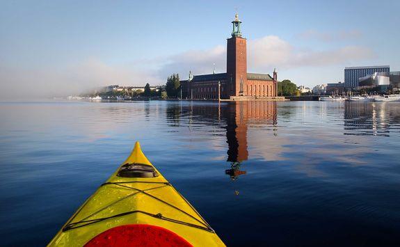 kayak sweden