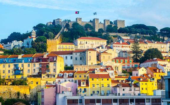 castle lisbon