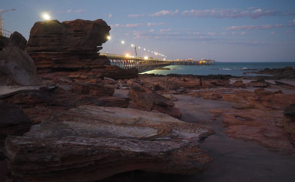 Broome night