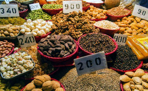 delhi market bazaar