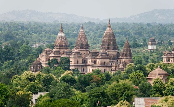 orchha temples close