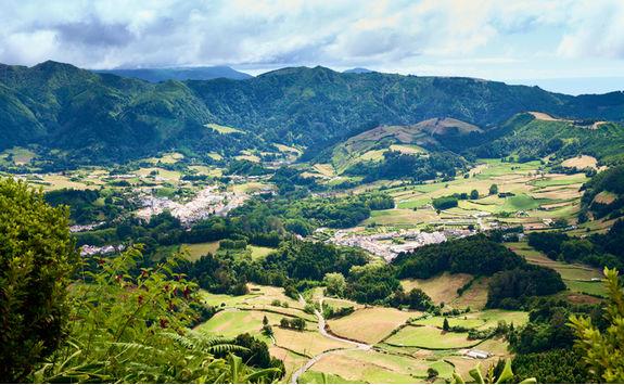 Furnas valley