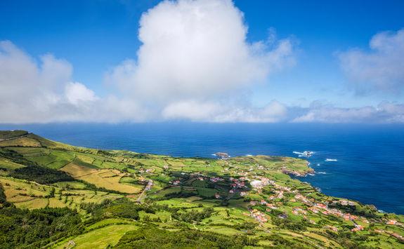 Coastline Ponta Delgada