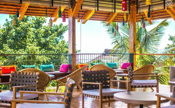 Peponi bar at Zuri Zanzibar