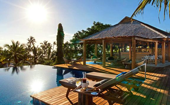 Sundowners at Zuri Zanzibar