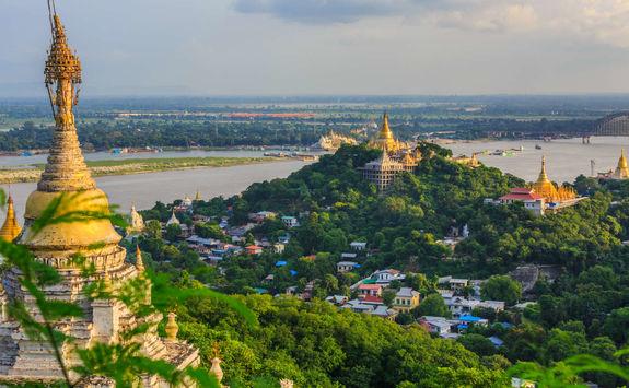 Old capital, Sagaing