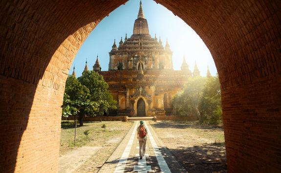 Htilominlo temple