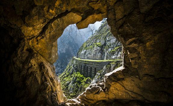 Picos de Europa cave