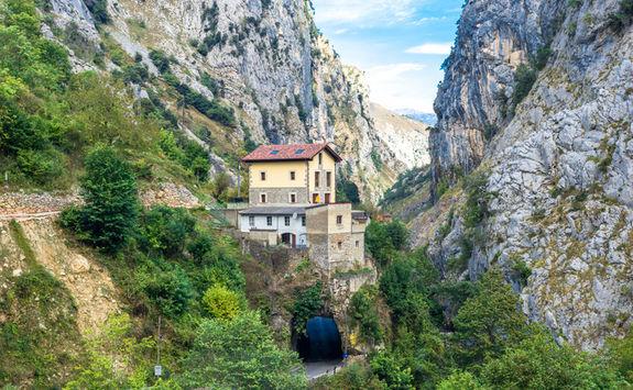 Picos de Europa house
