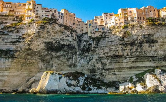 Cliffs of Bonifacio