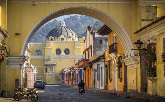St Catarina arc, Antigua