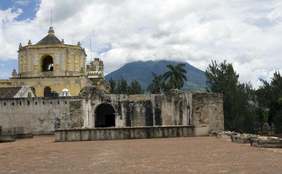 La Merced monastery