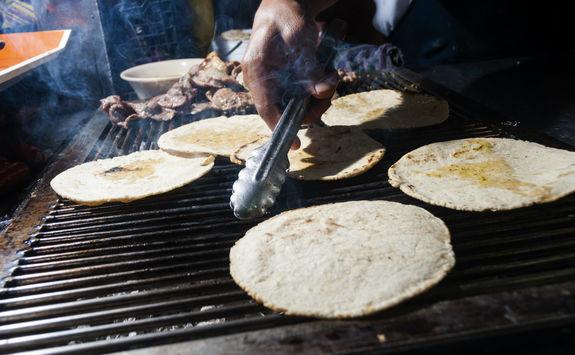 Latin American grill
