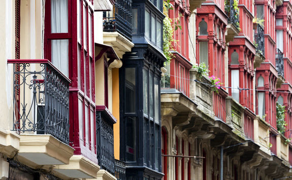 Bilbao old town