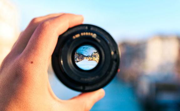 venice italy through the lens
