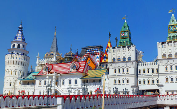 Traditional stone, Kremlin