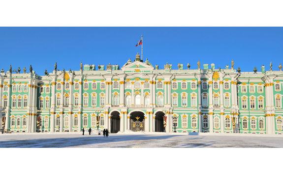 winter palace ice