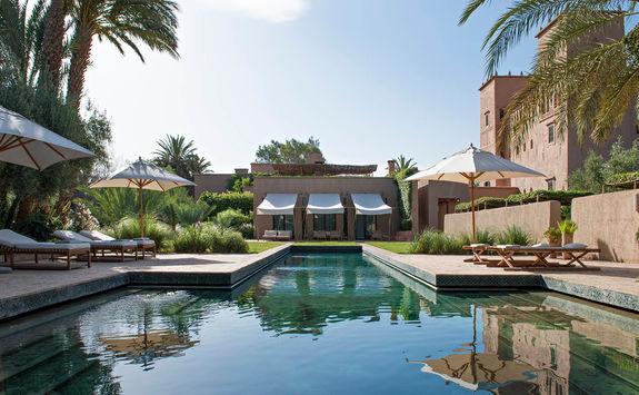 Dar Ahlam pool