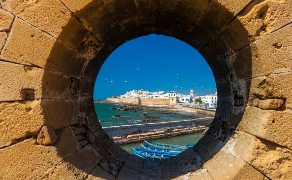 Essaouira view