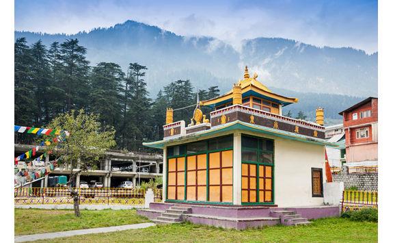 dharamsala monastery