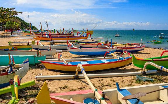fishing boats jimbaran