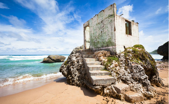 bathsheba abandoned house