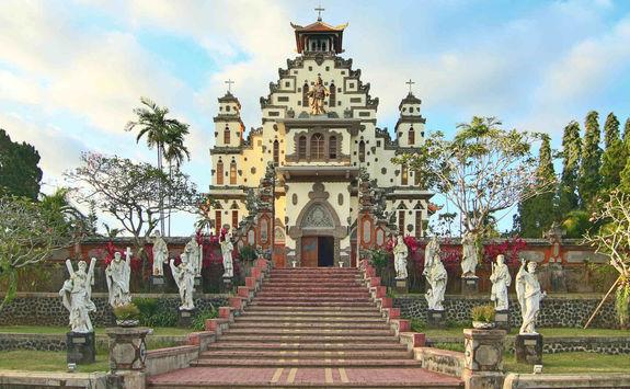 cathedral palasari