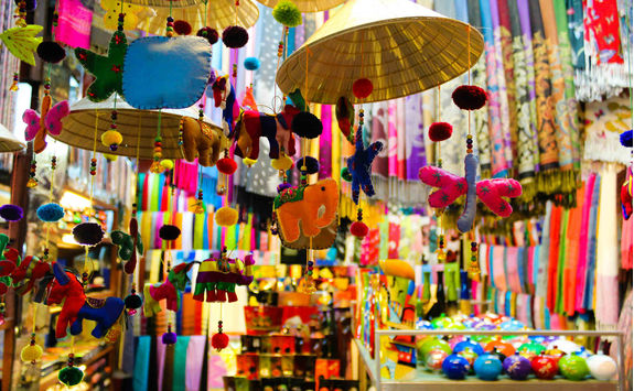 Gifts shop in Hoi An