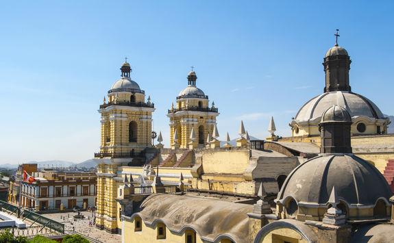 san francisco monastery
