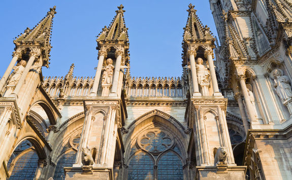 Notre Dame Cathedral in Reims