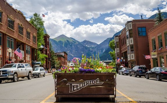 Downtown Telluride