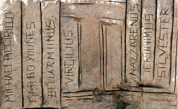 Religious Writings at Mount Nebo