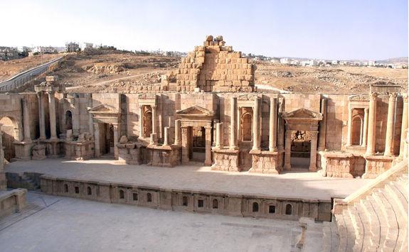 South Theatre of Jerash
